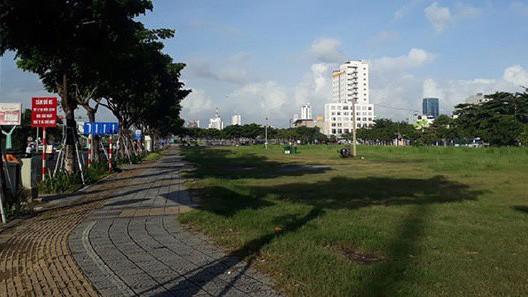 Khu đất mà Vipico trúng thầu tại Sơn Trà, Đà Nẵng.