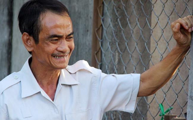 """<span style=""""font-family: 'Times New Roman'; font-size: 15px;"""">Ông Huỳnh Văn Nén từng bị tù oan hơn 17 năm.</span>"""
