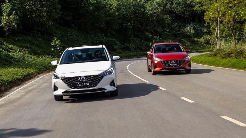 Hyundai Accent 2021 với nhiều nâng cấp đáng giá được kỳ vọng sẽ bám đuổi gắt gao đối thủ Toyota Vios trên thị trường.
