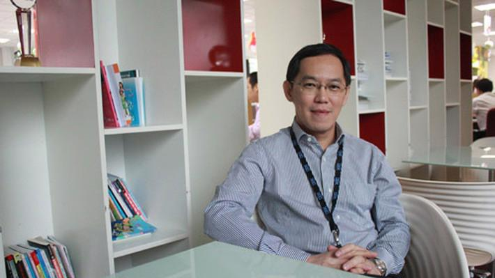 Ông Tan Jee Toon.