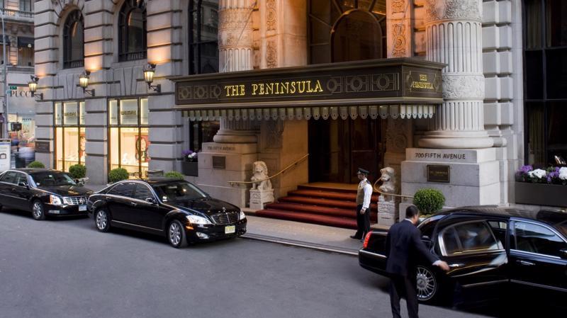 Khách sạn Peninsula New York - Ảnh: Peninsula Hotels