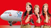Hãng đã thực hiện 33.646 chuyến bay trong quý đầu tiên của năm 2019 với mạng đường bay phủ khắp các điểm đến tại Việt Nam và quốc tế.