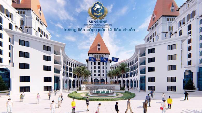 Sunshine Group còn chuẩn bị xây dựng một dự án trường học liên cấp quốc tế chất lượng cao tại Hà Nội.