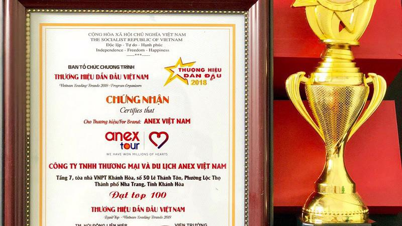 Trong năm 2017, Anex Việt Nam đã sử dụng 3 triệu phòng/đêm của các khách sạn, khu nghỉ dưỡng, năm 2018 là 4,3 triệu phòng/đêm; góp phần tăng công suất sử dụng phòng của Nha Trang lên 75%, cao nhất cả nước.
