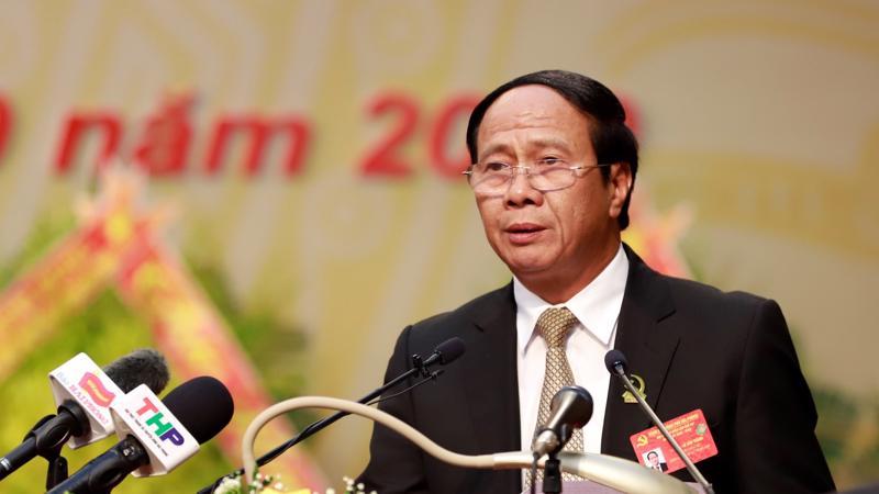 Ông Lê Văn Thành, Bí thư thành ủy Hải Phòng