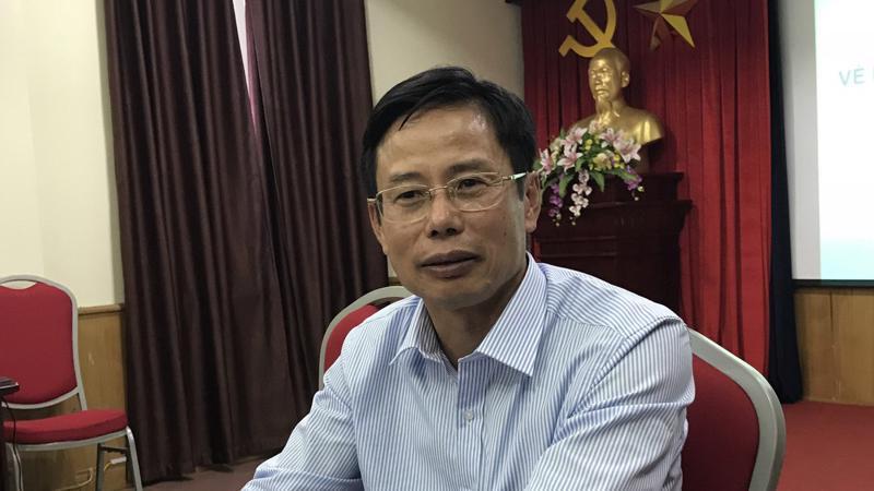 Ông Nguyễn Gia Liêm, Phó cục trưởng Cục quản lý lao động ngoài nước (Bộ Lao động-Thương binh và Xã hội)