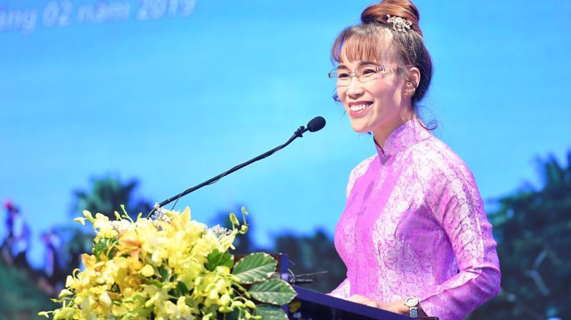 Đối với nữ tỷ phú tự thân Nguyễn Thị Phương Thảo trong sự truyền tụng của giới bankers, thì không có gì là không thể.