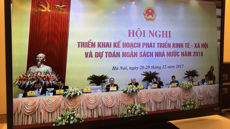 Tổng bí thư Nguyễn Phú Trọng sẽ có bài phát biểu chỉ đạo tại cuộc họp tổng kết của Chính phủ năm nay.