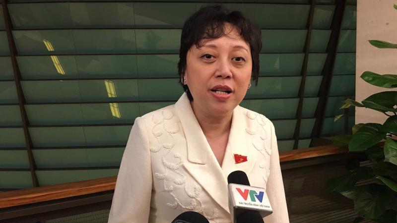 Đại biểu Phạm Khánh Phong Lan