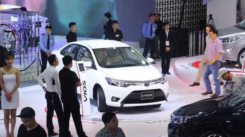 Một trong những nguyên nhân dẫn đến quyết định điều chỉnh giá bán lẻ được liên doanh ôtô Nhật Bản thừa nhận là do sức ép giảm giá của thị trường kể từ thời điểm 1/1/2018.