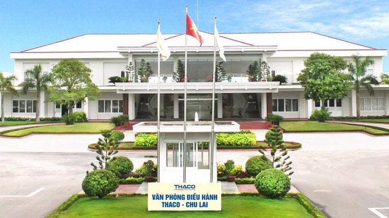 Thaco là doanh nghiệp có thị phần bán xe lớn nhất tại Việt Nam. Song kinh doanh bất động sản cũng là một lĩnh vực quan trọng của công ty này.