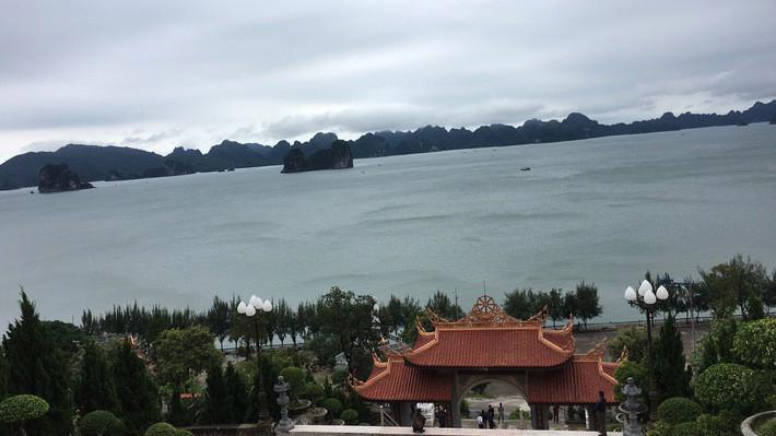 Một góc thiên nhiên Vân Đồn (Quảng Ninh), nơi được chọn xây dựng đặc khu Vân Đồn.