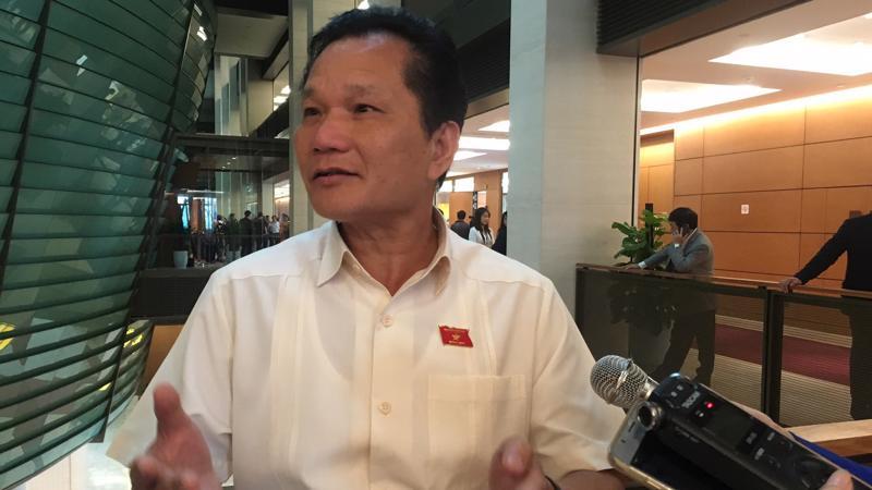 Phó chủ nhiệm Uỷ ban Về các vấn đề của xã hội của Quốc hội Bùi Sỹ Lợi.
