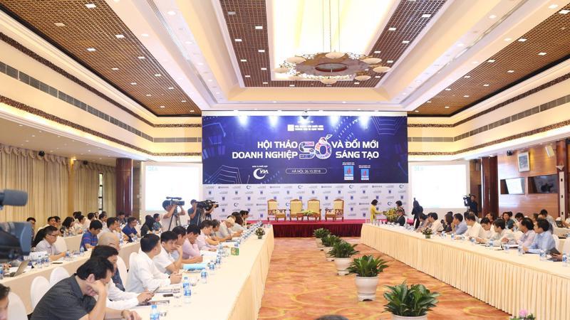 Chương trình do Viện Nghiên cứu Chiến lược thương hiệu và cạnh tranh phối hợp với Hiệp hội Internet Việt Nam cùng các cơ quan liên quan tổ chức.
