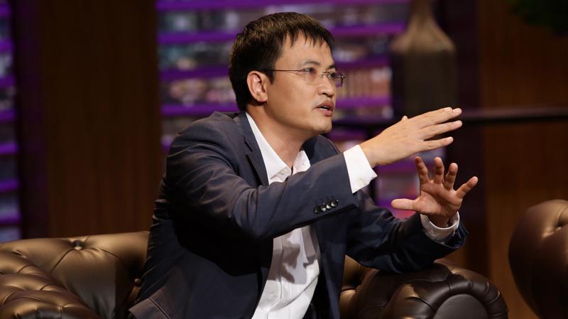 Ông Trần Anh Vương - Tổng giám đốc SAM Holdings.