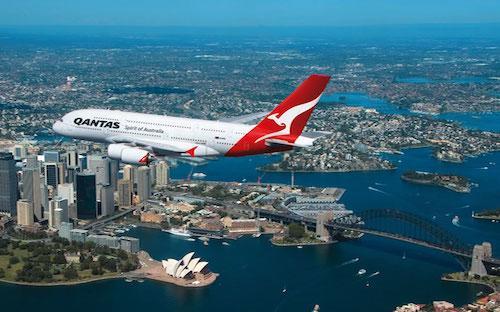 Qantas sẽ khai thác đường bay dài nhất thế giới (hơn 20 giờ) từ năm 2022.