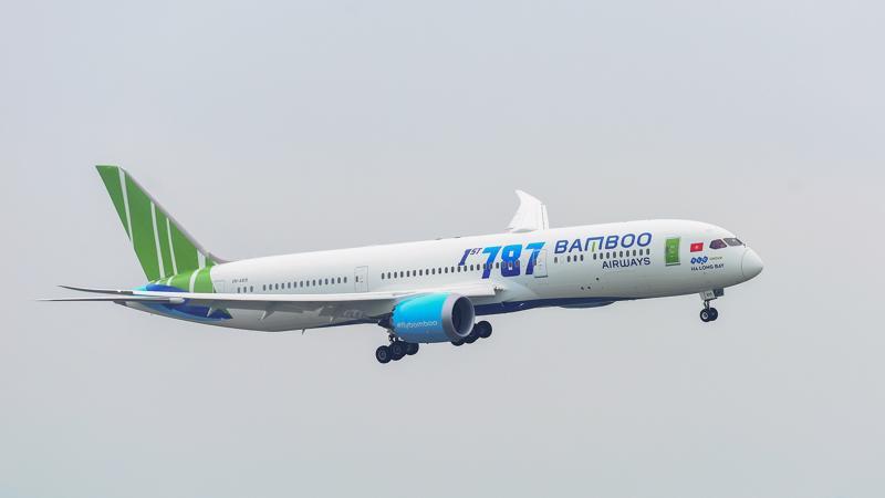 Hãng hàng không Bamboo Airways được Hiệp hội Vận tải Hàng không Quốc tế (IATA) trao Chứng nhận đánh giá An toàn Khai thác IOSA.