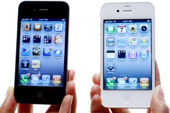 Điện thoại iPhone thống trị thị trường smartphone hiện nay.