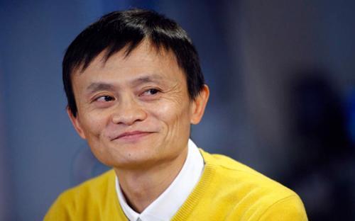 Jack Ma - Nhà sáng lập Alibaba.<br>