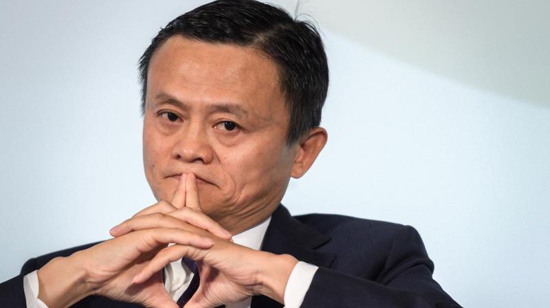 Jack Ma, người đồng sáng lập Alibaba - Ảnh: Getty Images