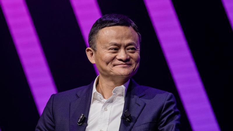 Tỷ phú Jack Ma - Ảnh: Bloomberg.