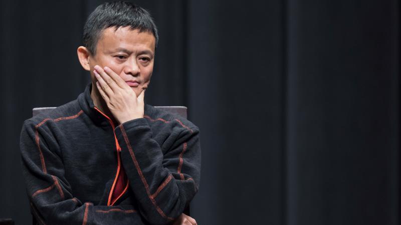 Tỷ phú Jack Ma - Ảnh: Getty Images