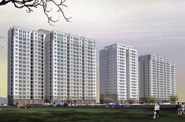 Mức giá bán tại các dự án nhà thu nhập thấp tại Hà Nội hiện đang khá chênh lệch nhau.