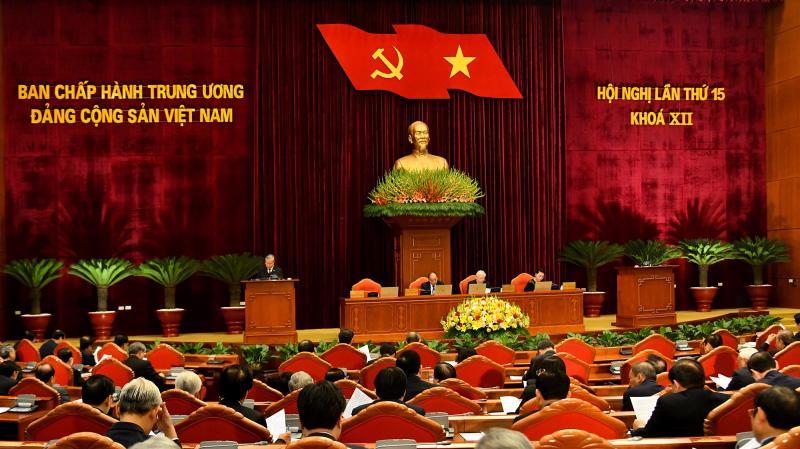 Tại Hội nghị lần này, căn cứ Điều lệ Đảng, Bộ Chính trị trình Trung ương dự kiến danh sách Đoàn Chủ tịch, Đoàn Thư ký và Ban Thẩm tra tư cách đại biểu của Đại hội XIII của Đảng.