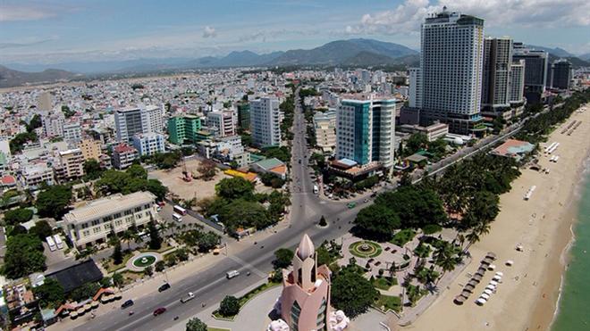 Khánh Hoà sẽ là một trong ba thành phố trực thuộc trung ương giai đoạn 2021 - 2030.