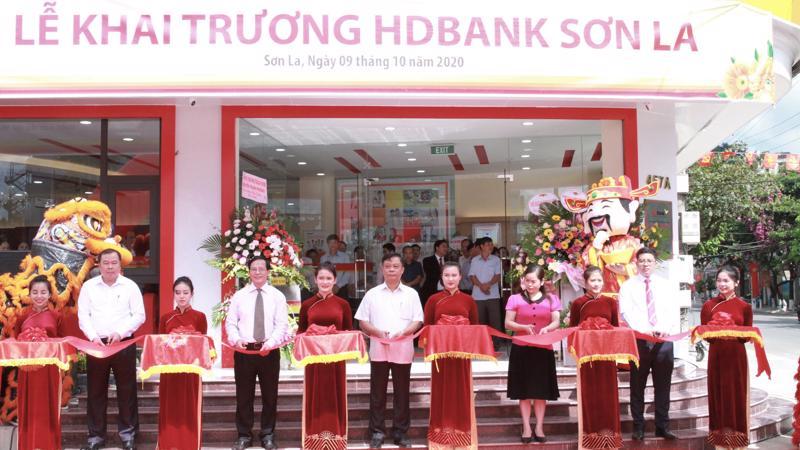 HDBank Sơn La có địa chỉ tại 457A Chu Văn Thịnh, phường Chiềng Lề, thành phố Sơn La, tỉnh Sơn La.