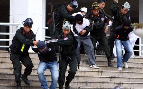 Bộ Công an là cơ quan thường trực của Ban Chỉ đạo phòng, chống khủng bố quốc gia.