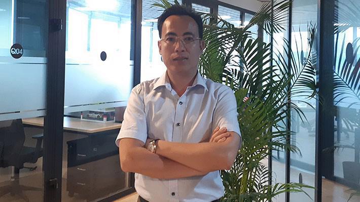 Cựu Chủ tịch Điện máy Trần Anh Trần Xuân Kiên.
