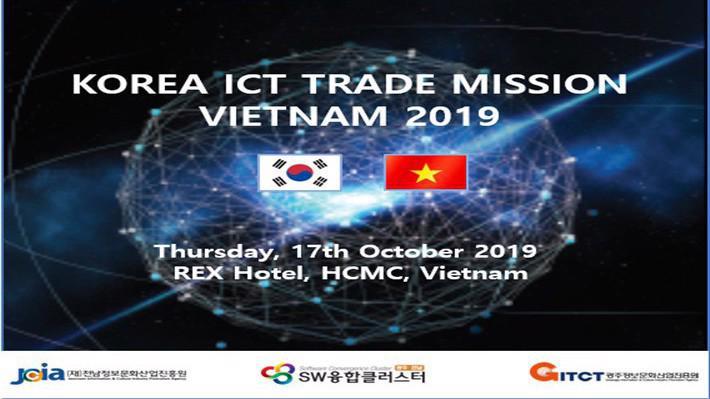 10 công ty Hàn Quốc đến từ tỉnh Jeonnam sẽ đến tham dự và gặp gỡ một số đối tác kinh doanh tiềm năng tại Việt Nam.