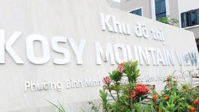 Khu đô thị Kosy Mountain View, tọa lạc tại phường Bình Minh và phường Bắc Lệnh, thành phố Lào Cai.