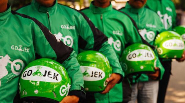 """Go-Jek - """"đại gia"""" cung cấp dịch vụ gọi xe ôm của Indonesia."""