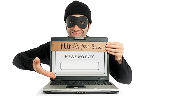 Tấn công lừa đảo thường được tội phạm mạng đánh cắp mật khẩu đăng nhập.