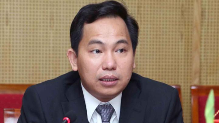 Ông Lê Quang Mạnh, sinh năm 1974 là tiến sĩ kinh tế.