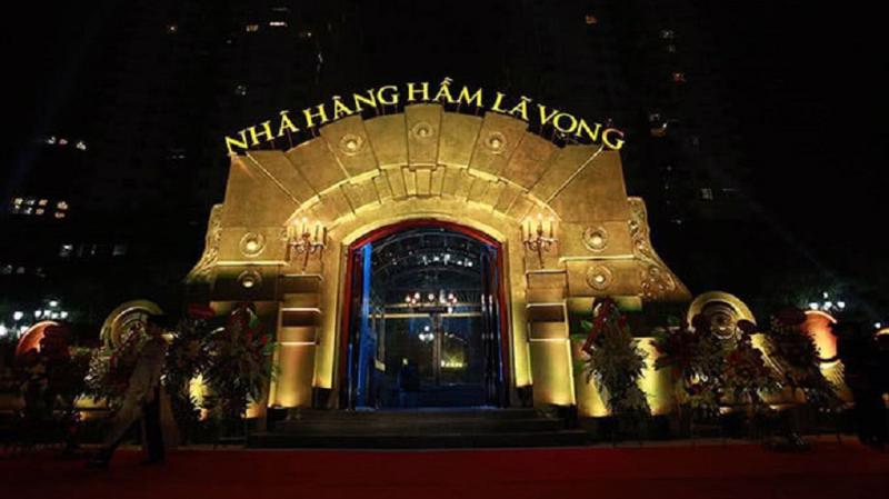 Tập đoàn Lã Vọng vốn được biết đến với chuỗi nhà hàng Lã Vọng.