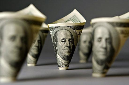 Nợ công của Mỹ hiện ở mức cao.
