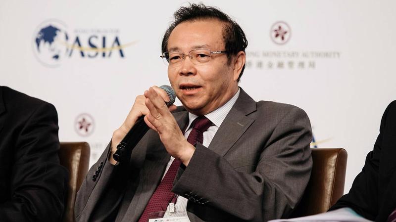 Lai Xiaomin, cựu chủ tịch công ty quản lý tài sản nhà nước China Huarong, lĩnh án tử vì tham nhũng - Ảnh: Getty Images
