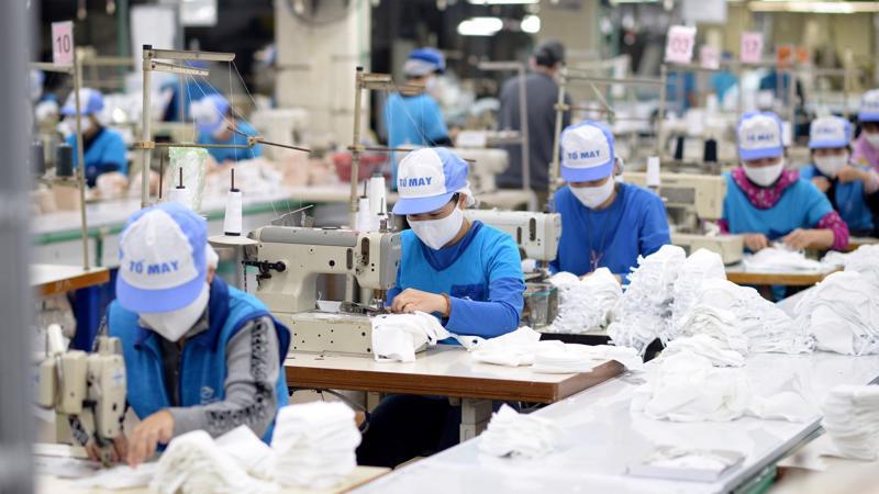 Dự kiến có khoảng 1 triệu lao động được hỗ trợ tối đa 6 tháng với mức 1 triệu đồng/tháng nếu chính sách này được ban hành.