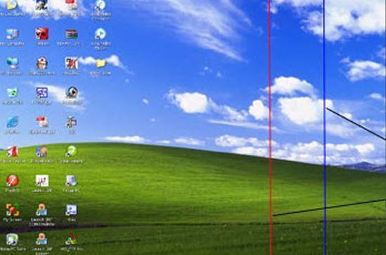 Sửa sọc màn hình laptop như thế nào?