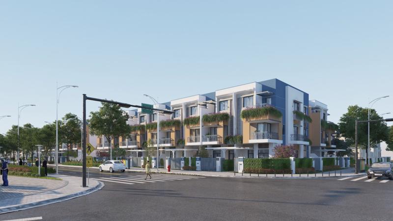 Khu đô thị Viva Park sẽ ra mắt trong quý 3/2018 và dự kiến mang về doanh thu gần 1.400 tỷ đồng cho LDG Group.