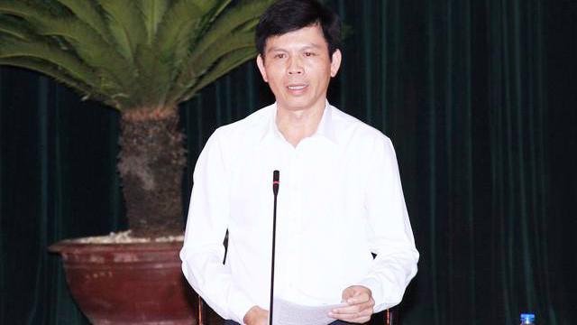 Ông Lê Anh Tuấn, Phó chủ tịch tỉnh Thanh Hoá vừa được bổ nhiệm chức vụ Thứ trưởng Bộ Giao thông Vận tải.