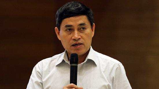 Ông Lê Dương Quang, Chủ tịch Hiệp hội Công nghiệp hỗ trợ Việt Nam.