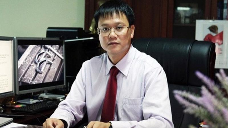 Ông Lê Hải An, Thứ trưởng Bộ Giáo dục và Đào tạo.