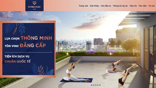 Rivera Park Hà Nội chính là dự án mà Long Giang Land làm chủ đầu tư, dự án này được hoàn thành và đi vào hoạt động ngay trong năm 2018, có tổng diện tích 11.234m2 gồm 2 tháp cao 22 tầng.