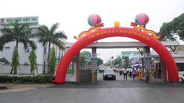 Cổ đông lớn của HVT là Tập đoàn Hóa chất Việt Nam với tỷ lệ sở hữu 68.5%.