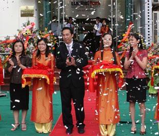 Phòng giao dịch LienVietBank tại Nguyễn Chí Thanh khai trương ngày 27/10.