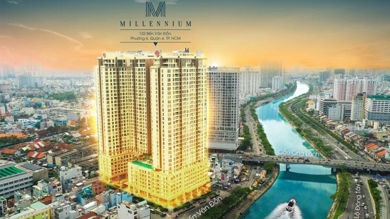 Các nhà đầu tư sở hữu văn phòng hạng sang tại Millennium chỉ mất 5 phút khám phá những điểm sầm uất và mức sống cao nhất khu vực trung tâm thành phố.